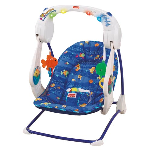 Fisherprice Aquarium Swing