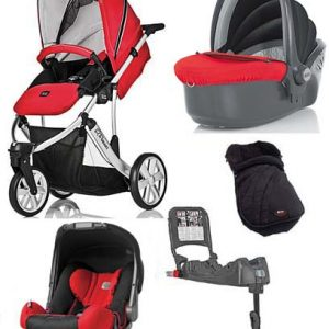 Britax B-SMART Travel System