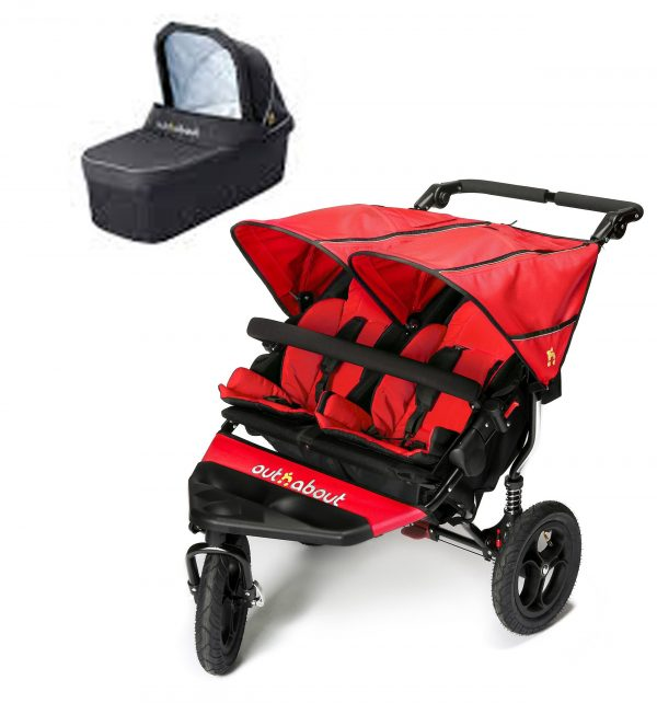 Out 'n' About Twin Travel System
