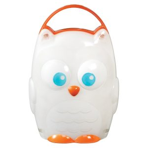 Munchkin Light My Way Glowing Owl Night Light, White